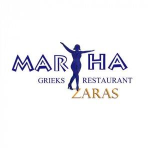 Martha Restaurant Zaras logo