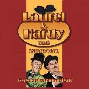 Café Laurel & Hardy logo