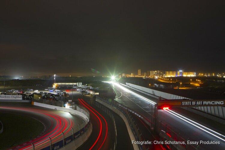 Spectaculaire RECO Nieuwjaarsrace op Circuit Zandvoort eindigt met vuurwerk in het donker