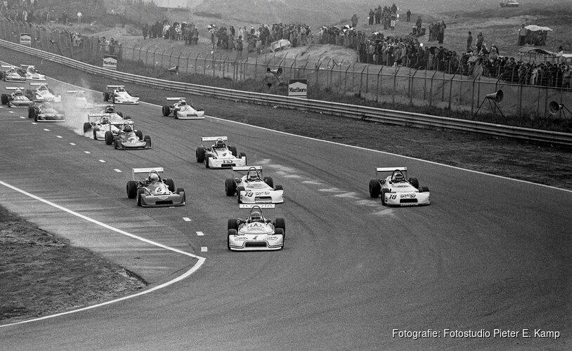 Circuit Zandvoort locatie voor FIA Historic Formula 3 European Cup