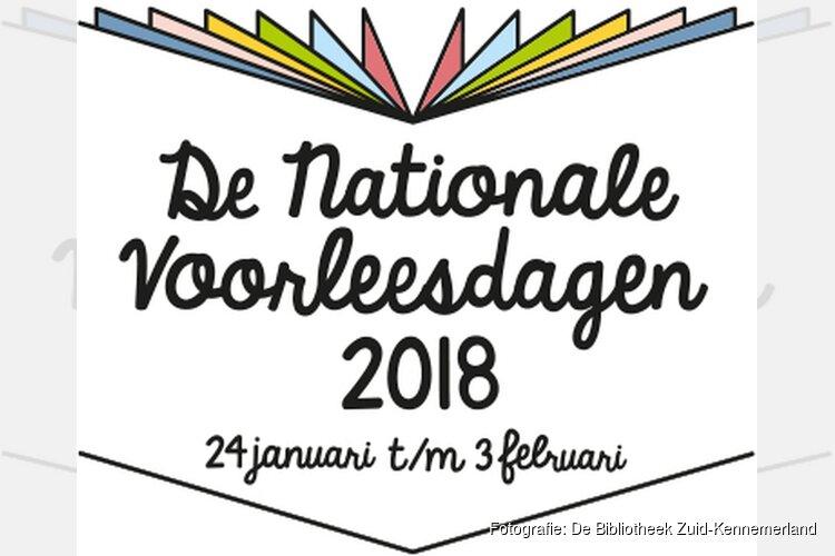 Nationale Voorleesdagen 2018 in de Bibliotheek Zandvoort