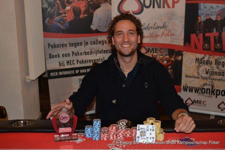 Open Nederlands Kampioenschap Poker in de gemeente Zandvoort