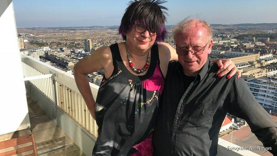 Jeanine en Enno willen Zandvoort laten bruisen, voor homo en hetero