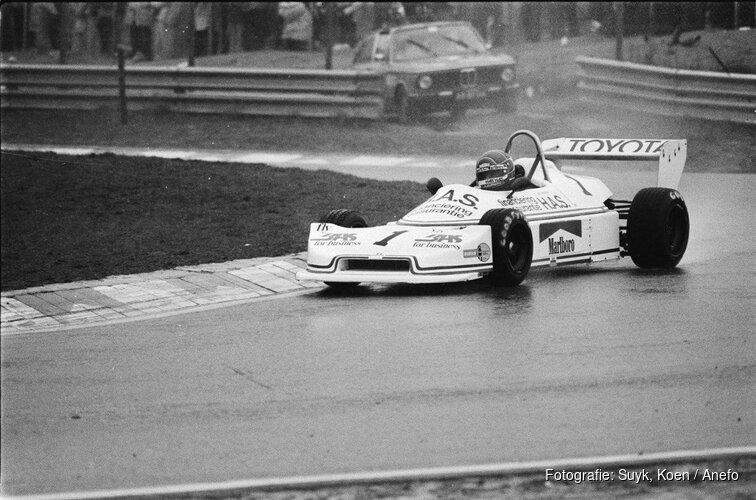Historic Grand Prix Zandvoort laat gouden Formule 3-jaren herleven