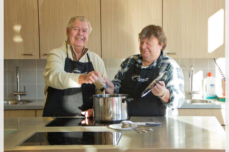 Heren: koken kun je leren!