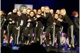 Zandvoort Dance Centre kwalificeert zich voor het NK