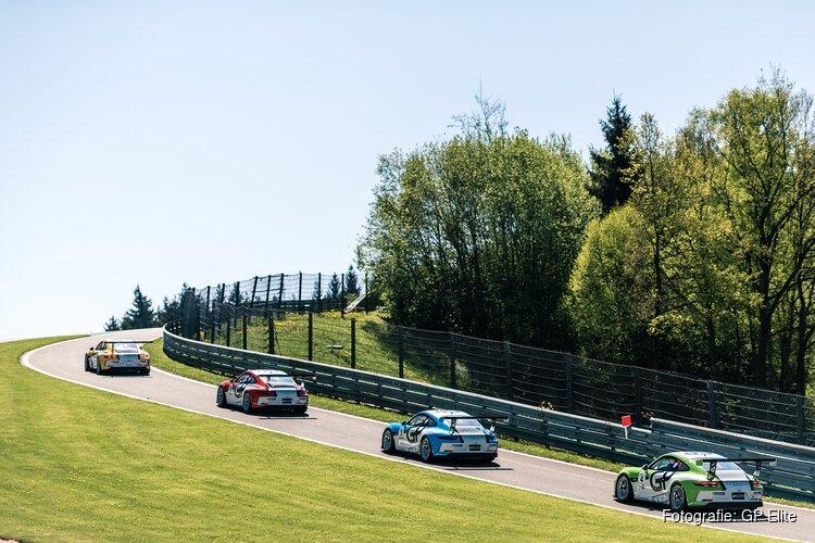 Team GP Elite beleeft succesvol openingsweekend van de Porsche GT3 Cup Challenge Benelux