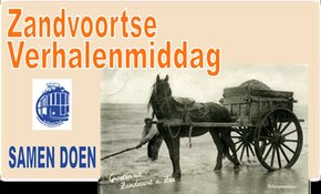 Zandvoortse verhalenmiddag in de Blauwe Tram
