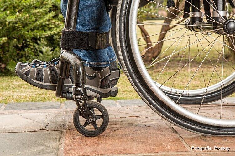 Kabinet: merkbaar minder drempels voor mensen met een beperking