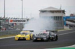 DTM op Circuit Zandvoort met Robin Frijns aan de start