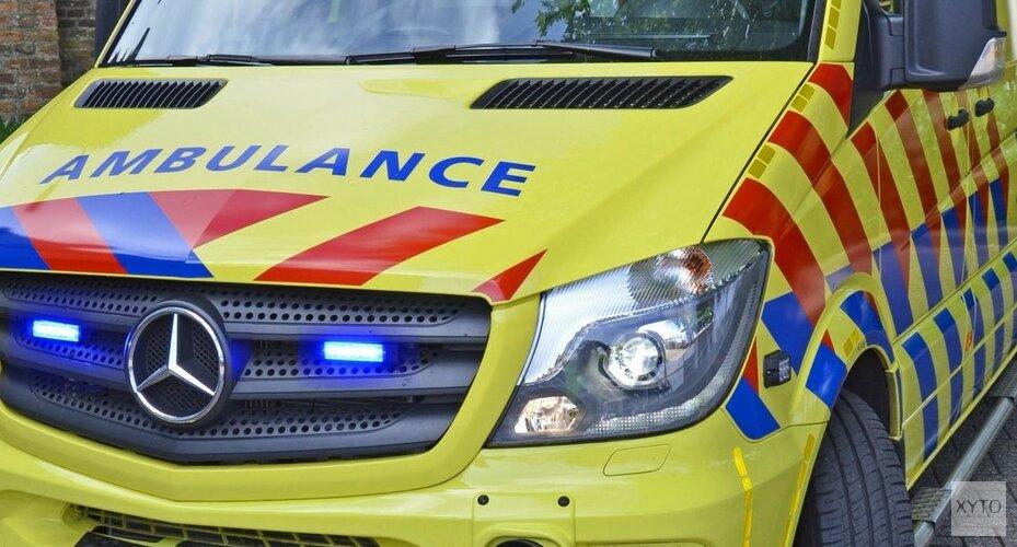 Fietser gewond na botsing met wielrenner in Zandvoort