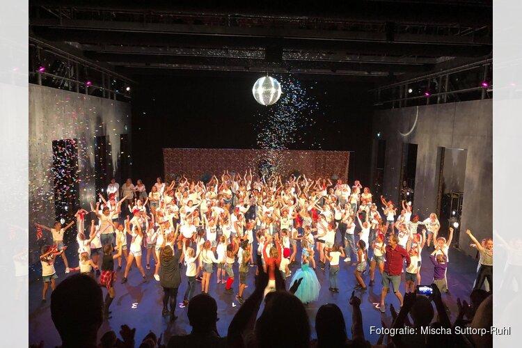 Eindshow Zandvoort Dance Centre was een spektakel!