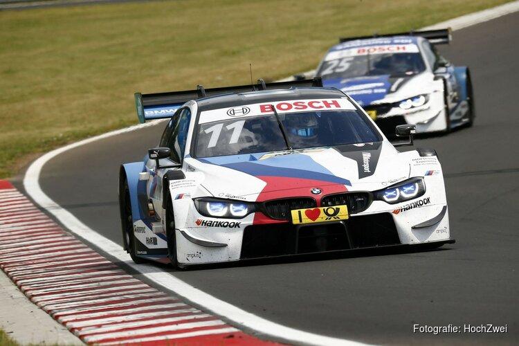 Drie dagen actie bij de DTM op Circuit Zandvoort
