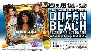 Pride at the Beach op het Gasthuisplein Zandvoort