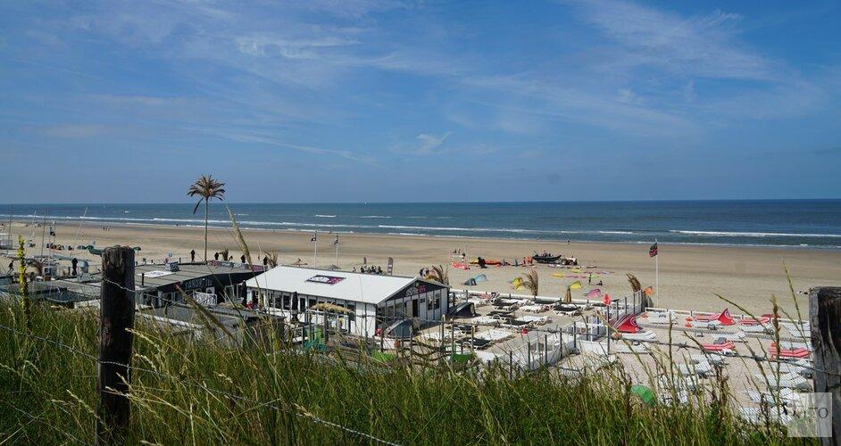 5-jarig meisje vermist op strand van Zandvoort