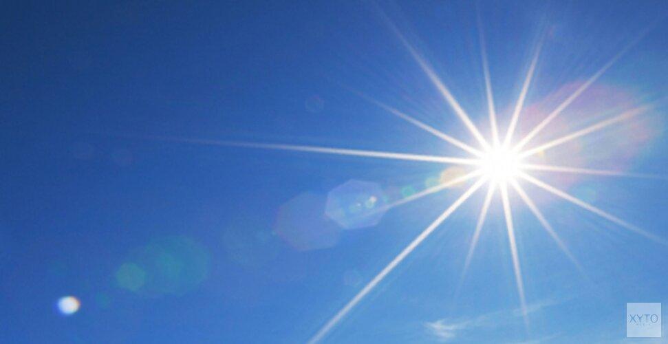 Zon, zon en nog meer zon: tweede hittegolf op komst