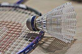 Zandvoortse broer en zus Van der Aar dromen van badmintonnen op de Spelen