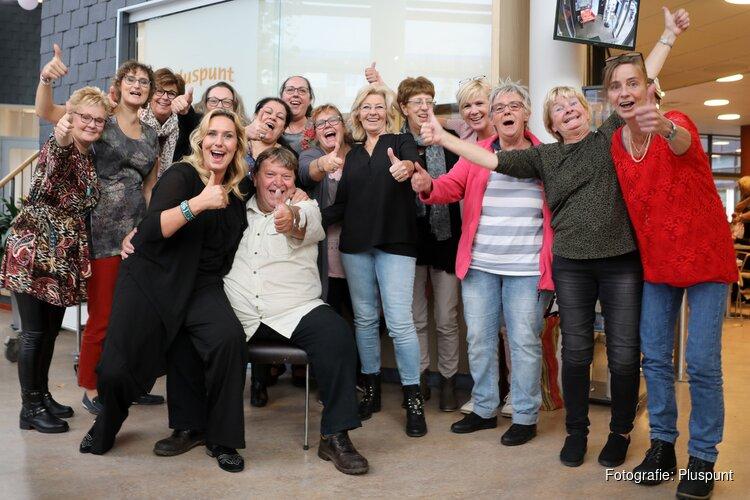 """""""Fooienfeest"""" voor vrijwilligers Pluspunt Zandvoort"""