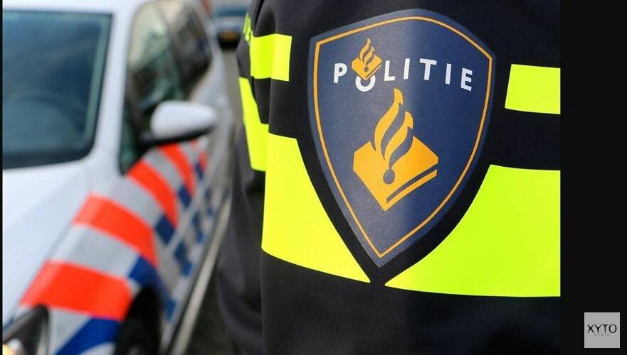 Veegactie politie in gemeente Zandvoort