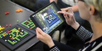 Ontwerp je eigen game in de Bibliotheek Zandvoort