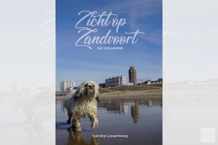 """Boekpresenatie Sandra Lissenberg """"Zicht op Zandvoort, 50 columns"""""""
