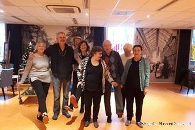 'Voel je weer fit senioren' bij Pluspunt Zandvoort