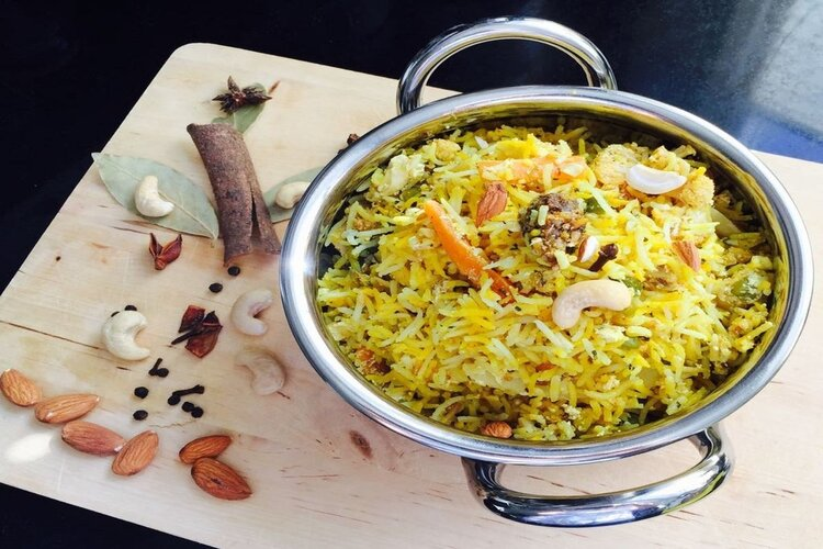 Indian Cooking Classes in Mare Nostrum te Alkmaar