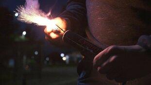 Aangehouden met illegaal vuurwerk