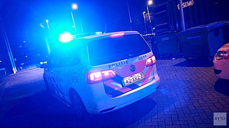 Agent gewond geraakt bij aanhouding in Zandvoort