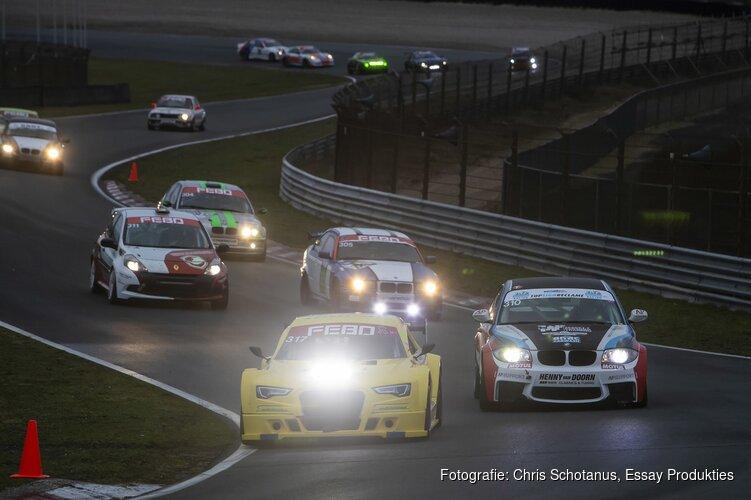 Paul Harkema en Niels Langeveld pakken zege bij Nieuwjaarsrace op Circuit Zandvoort