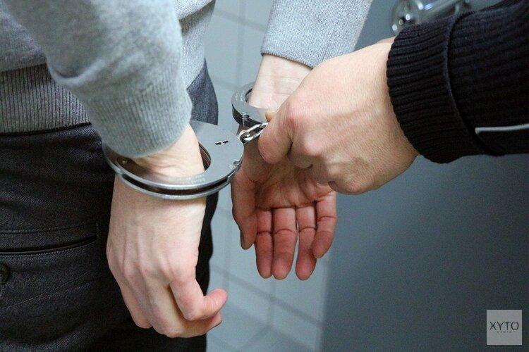 Twee inbrekers aangehouden na achtervolging