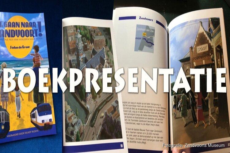 Boekpresentatie We gaan naar Zandvoort