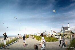 Schetsontwerp herinrichting boulevard Paulus Loot en De Favauge: een aantrekkelijke boulevard in zomer én winter
