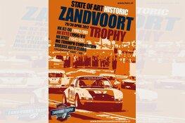 State of Art Historic Zandvoort Trophy op 11 en 12 mei