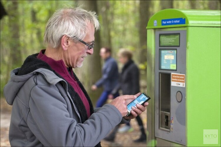 Extra duinkaartcontroles in het Noordhollands Duinreservaat