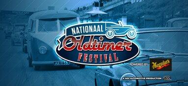Nationaal Oldtimer Festival powered by Meguiar's