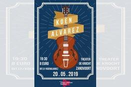 Afstudeerconcert Koen Alvarez in Theater De Krocht