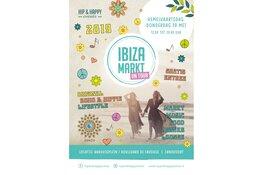Ibiza-markt Zandvoort op Hemelvaartsdag