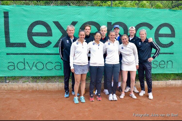 Lexence Zandvoort strijdt om Landskampioenschap Eredivisie Tennis