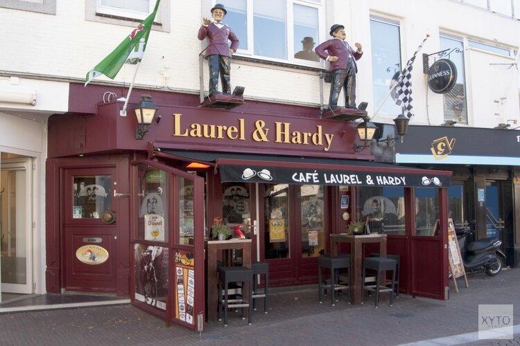 20 jaar Café Laurel & Hardy