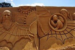 EK Zandsculpturen vanaf 8 juli in Zandvoort