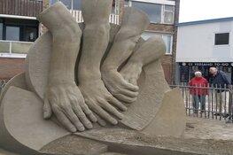 Fergus Mulvany nieuwe Europees Kampioen Zandsculpturen
