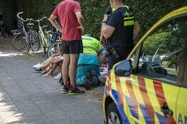 Oudere man bevangen door hitte in Aerdenhout