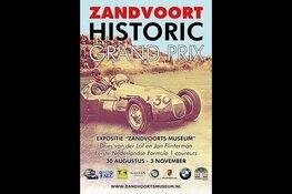 Opening Tentoonstelling Historische Grand Prix