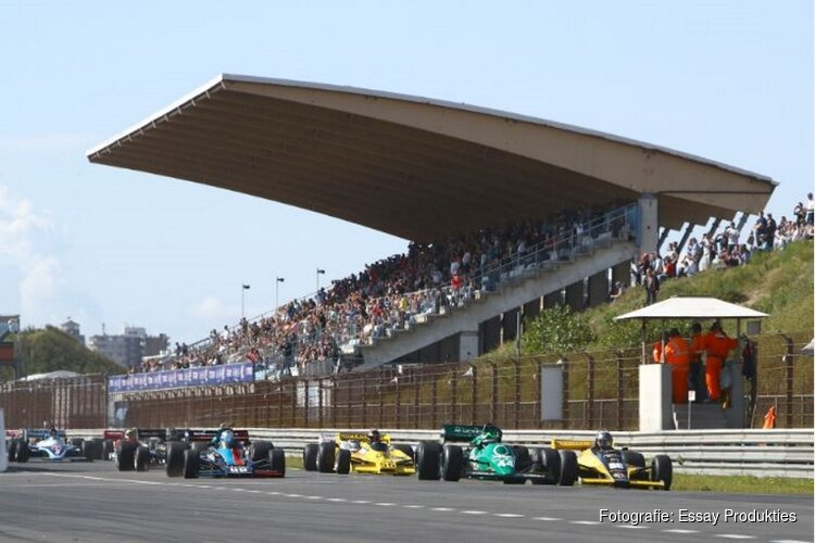 Historic Grand Prix, hét preview evenement van de GP van Nederland in 2020!