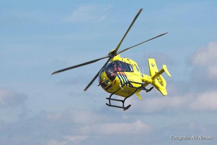 Motorrijder onderuit op Circuit Zandvoort: traumahelikopter geland