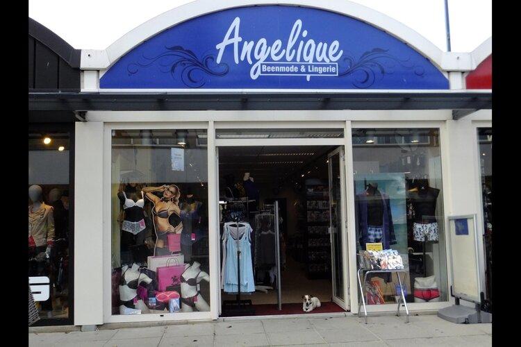 Aktie van de maand oktober bij Angelique Lingerie & Beenmode
