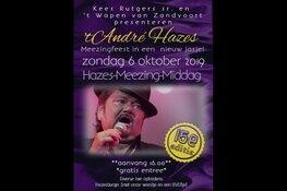 Programma oktober van het Wapen van Zandvoort