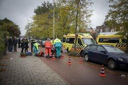 Scooterrijder zeer ernstig gewond na val op hoofd in Zandvoort