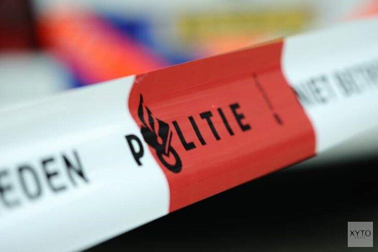 Politie doet sporenonderzoek na schietpartij in Zandvoort